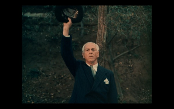 Radu Jude's The Marshal's Two Executions about Nazi collaborator Ion Antonescu.