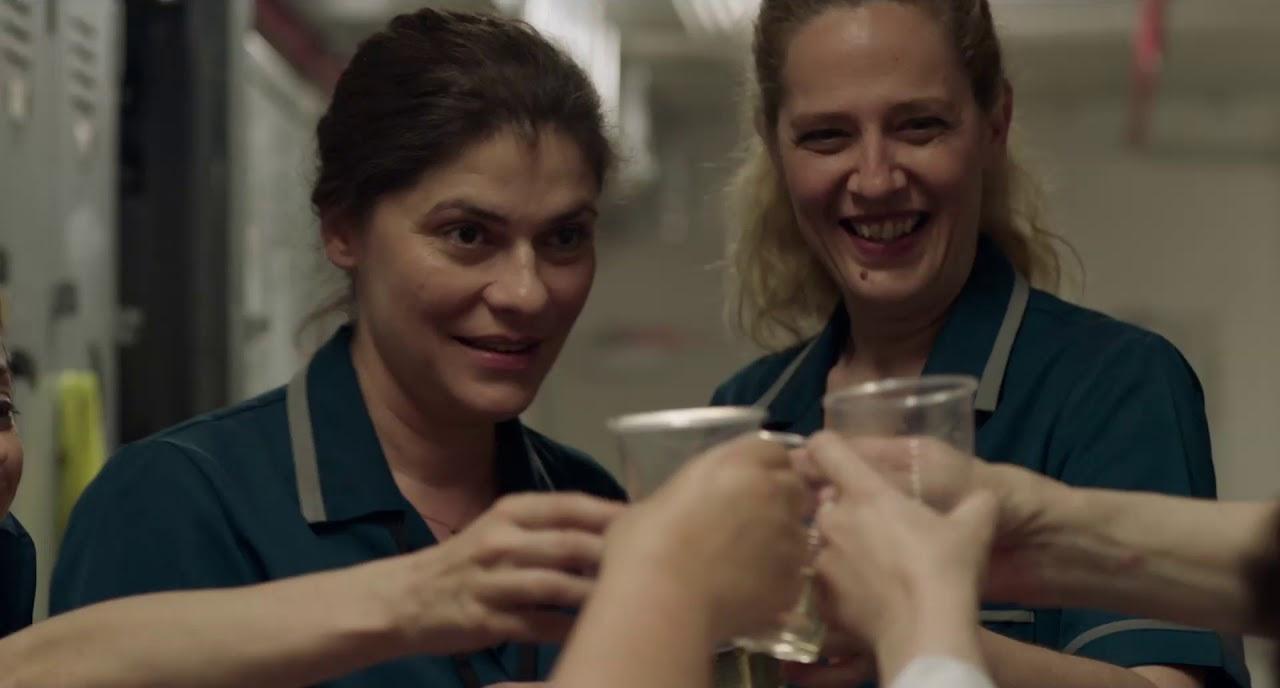 Greek director Nikos Labôt's feature debut,  Her Job .