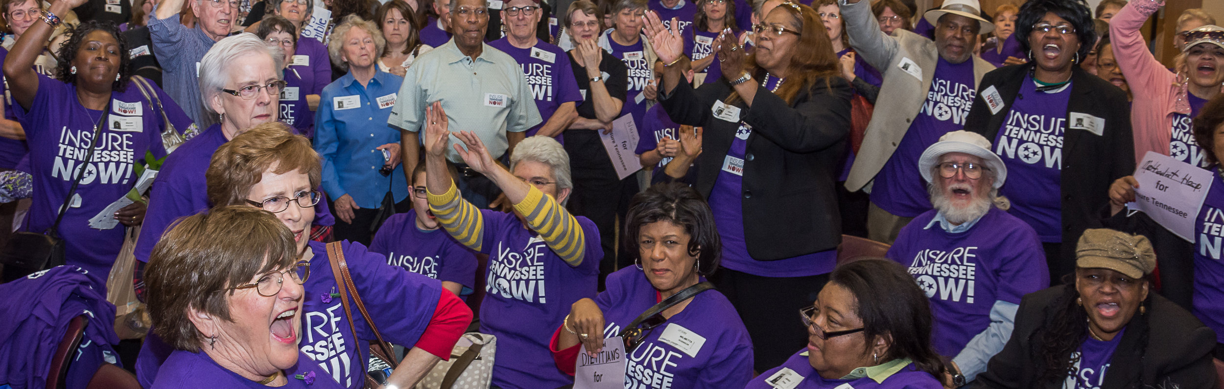 Tennesseans demand lawmakers expand Medicaid