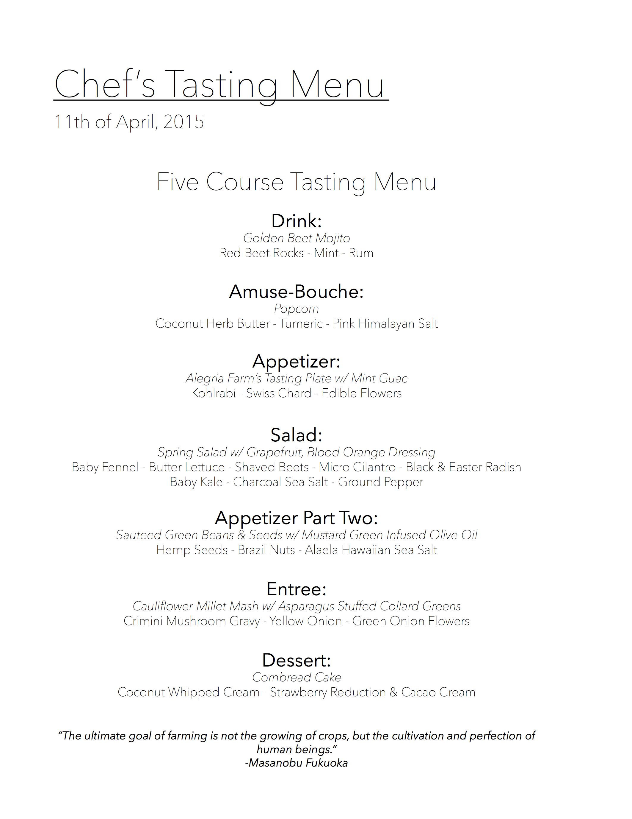 Chef's Tasting Menu - 4.11.15.jpg