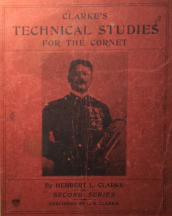 Herbert L. Clarke, Technical Studies, 1912, Long Beach California