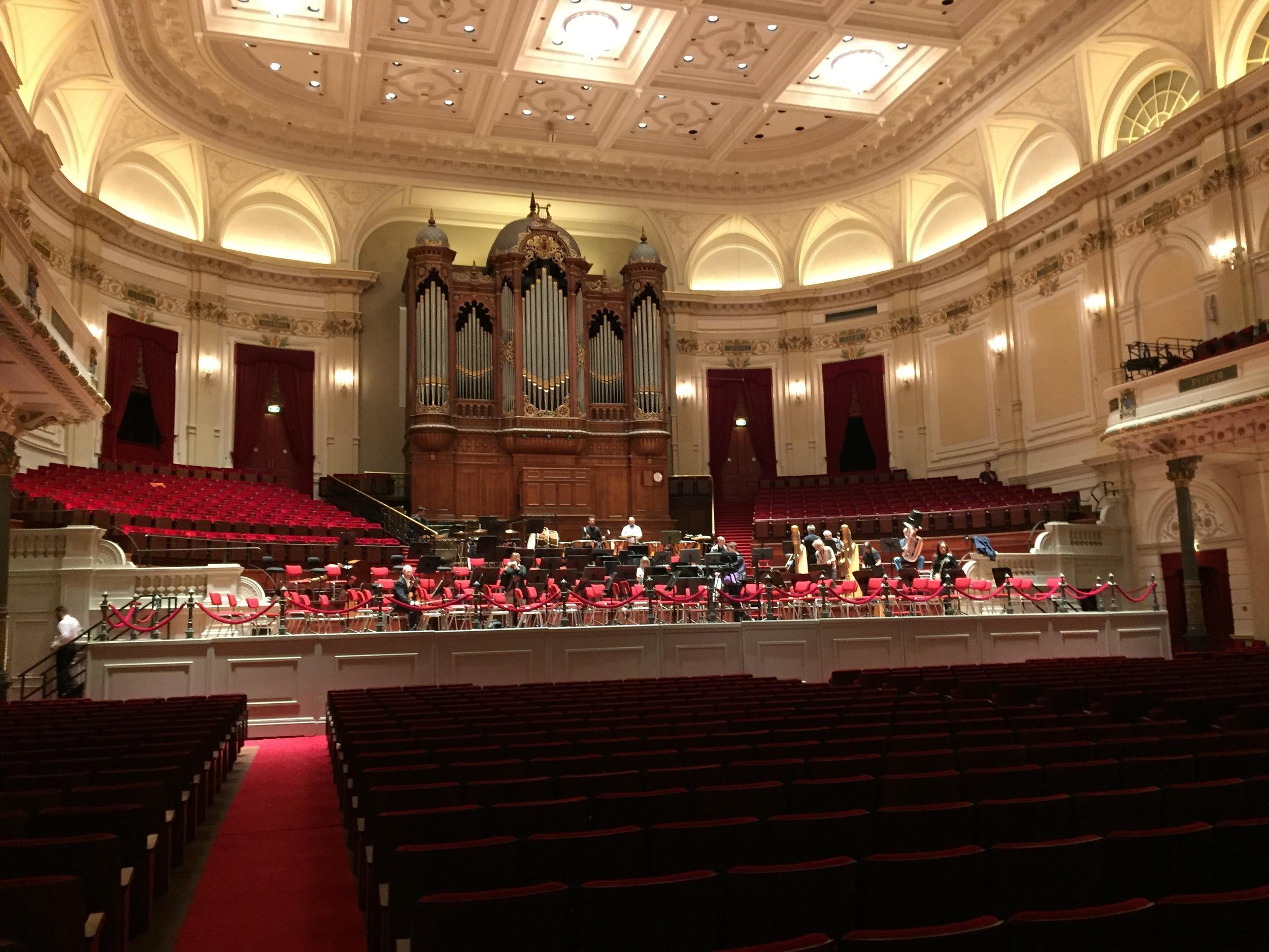 The Concertgebouw, Amsterdam