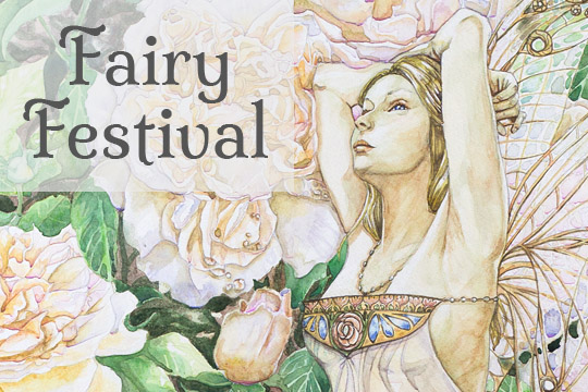 - Vending for the first time at this wonderful festival. I'm so excited to be a part of this enchanting summer event!A variety of fairy themed vendors, and entertainment will be at this family friendly event. Bring your fairy wings! I know I'll be bringing mine!