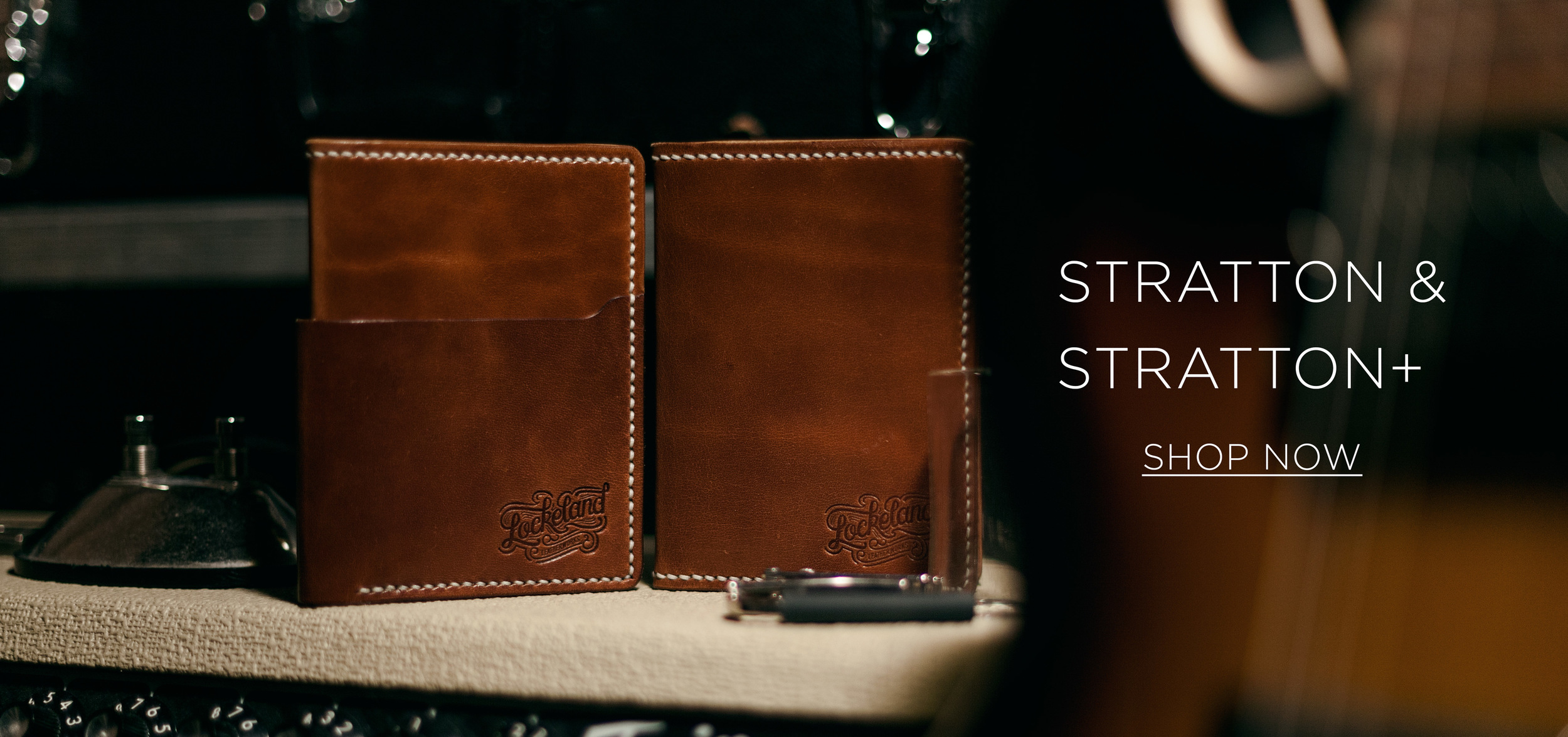 Stratton & Stratton+ Wallet Slider