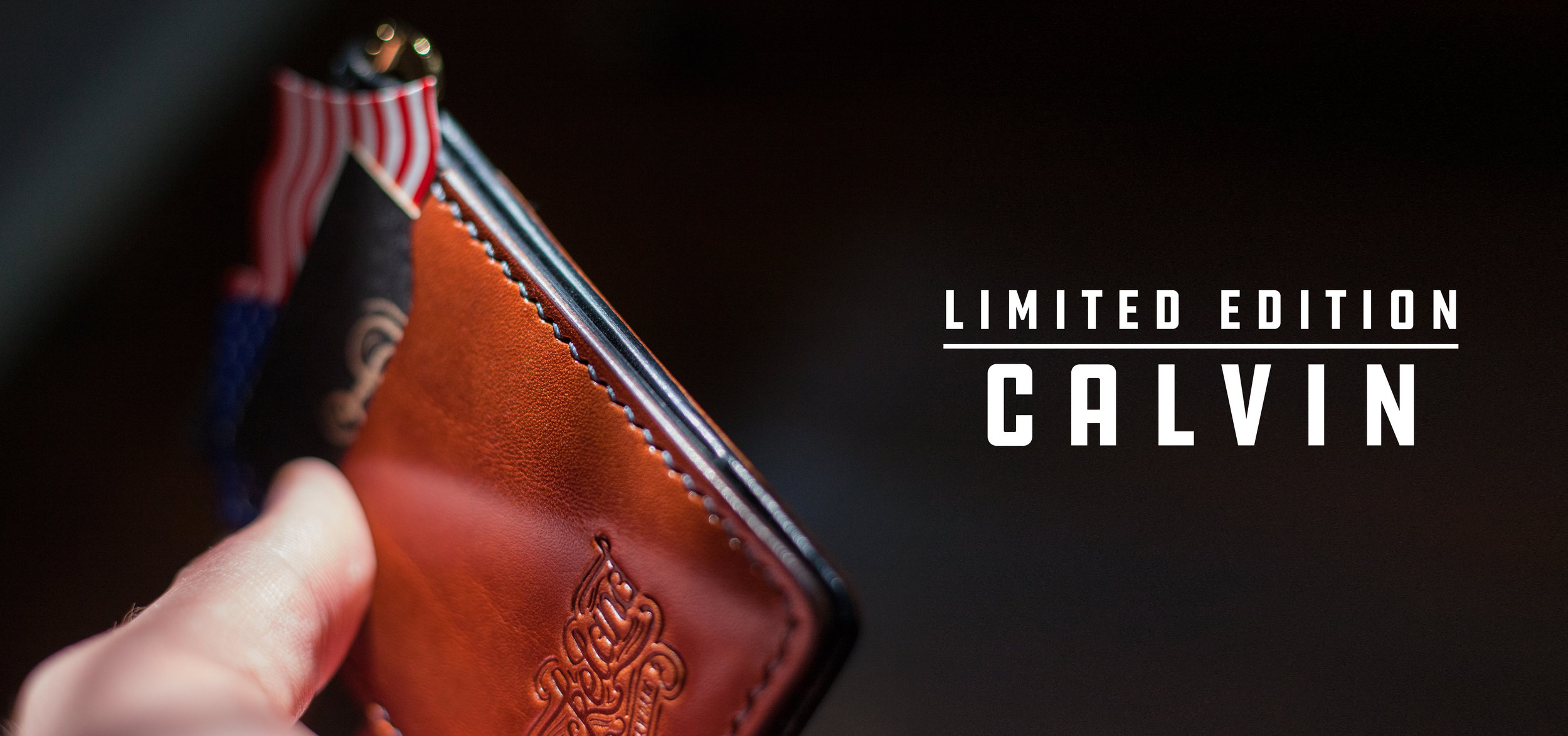 Fall 2017 Limited Edition Calvin Wallet