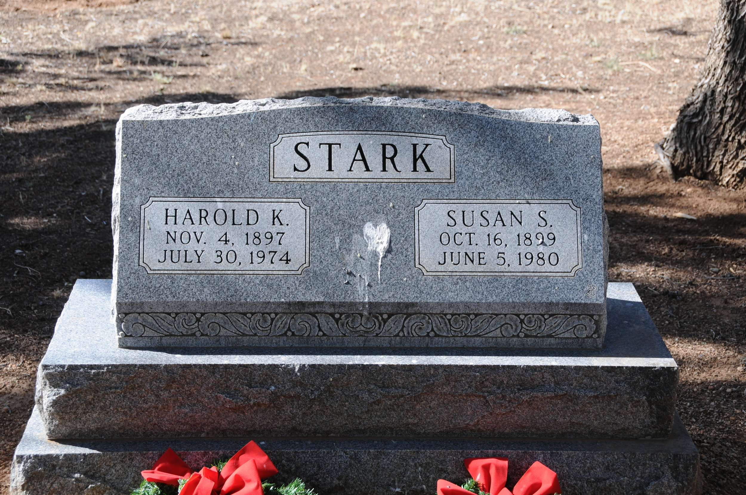 4l HAROLD K. & SUSAN (SWEENEY) STARK