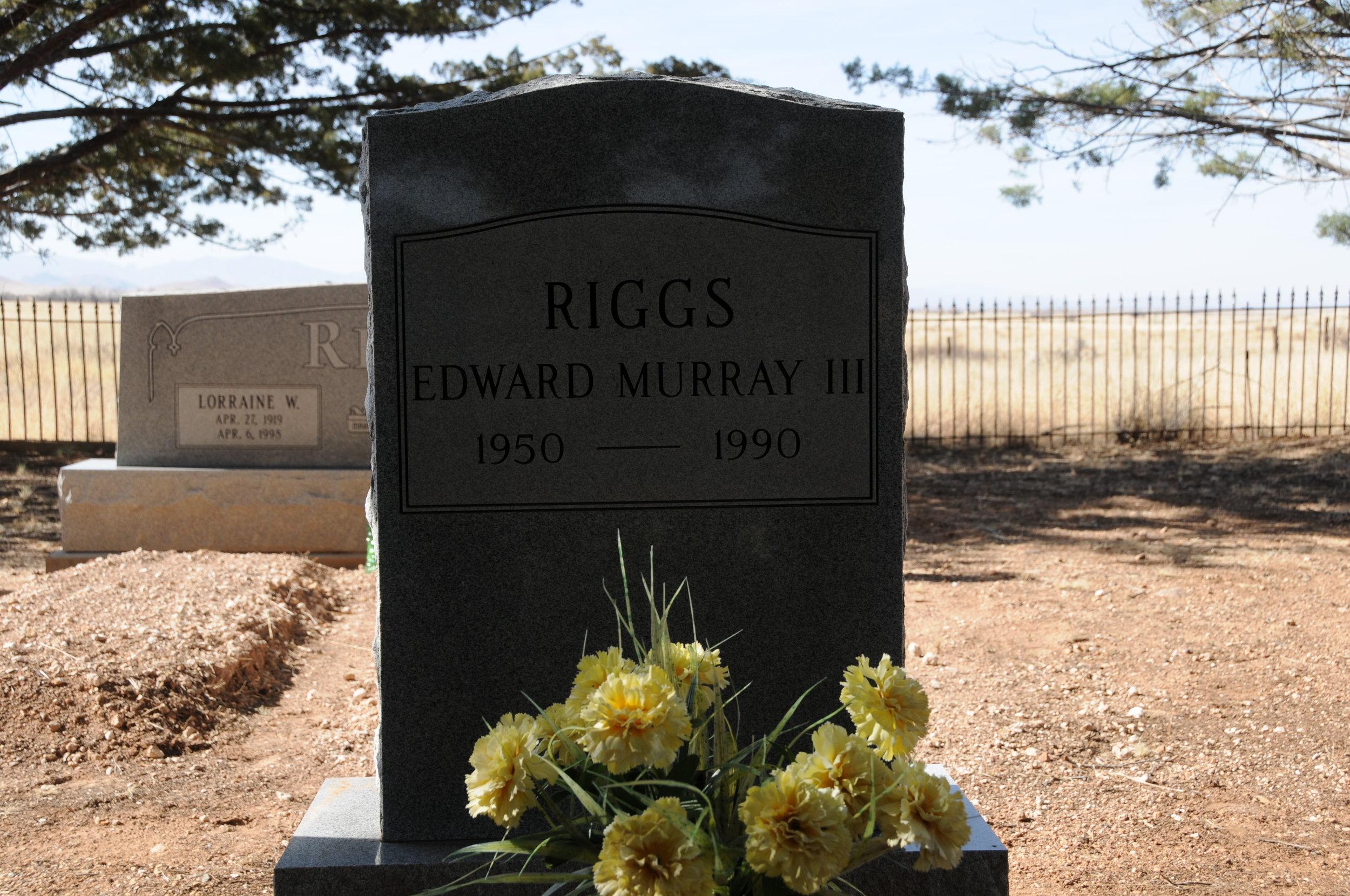 6a EDWARD MURRAY RIGGS III