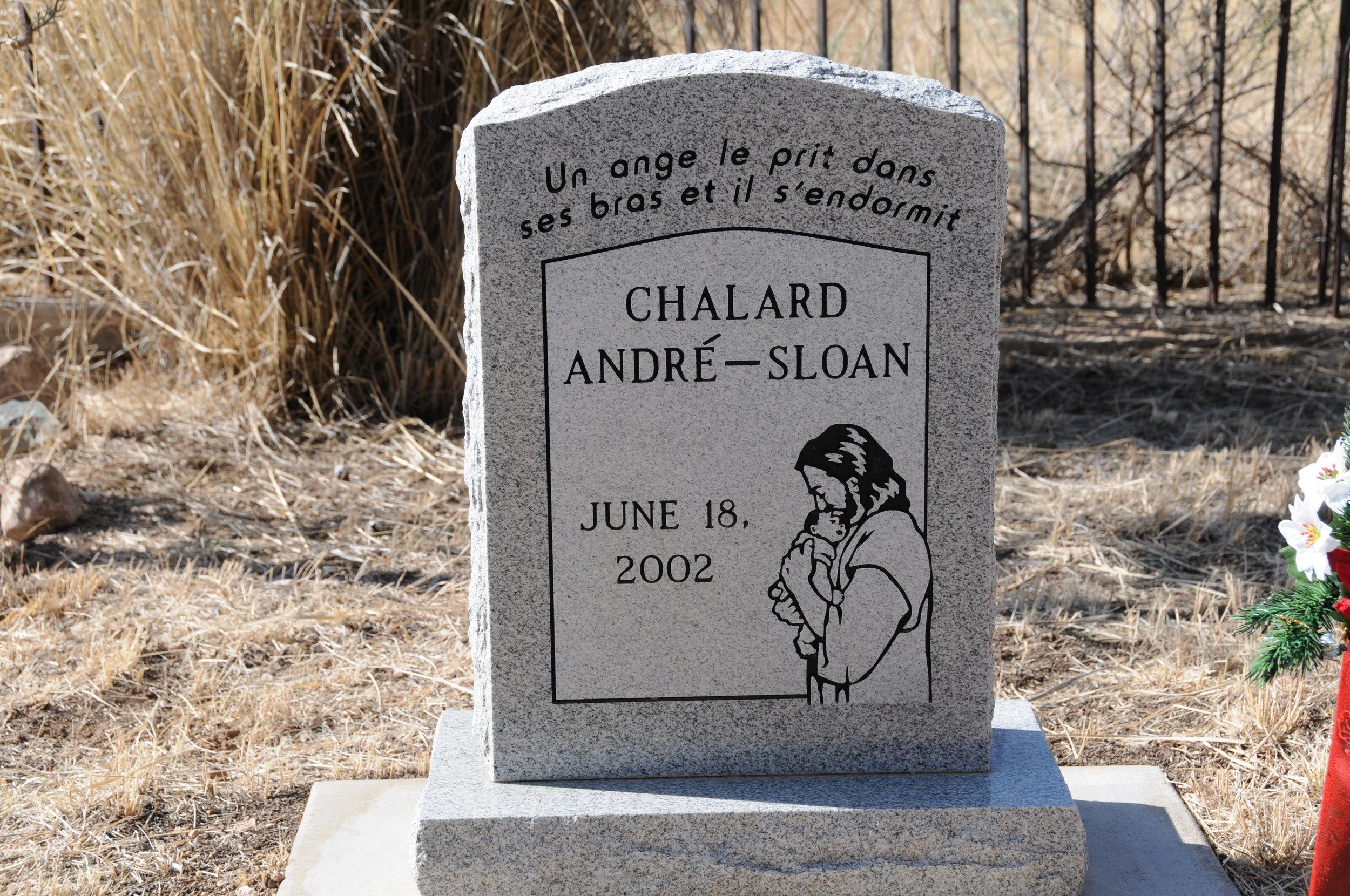 10b CHALARD ANDRE SLOAN