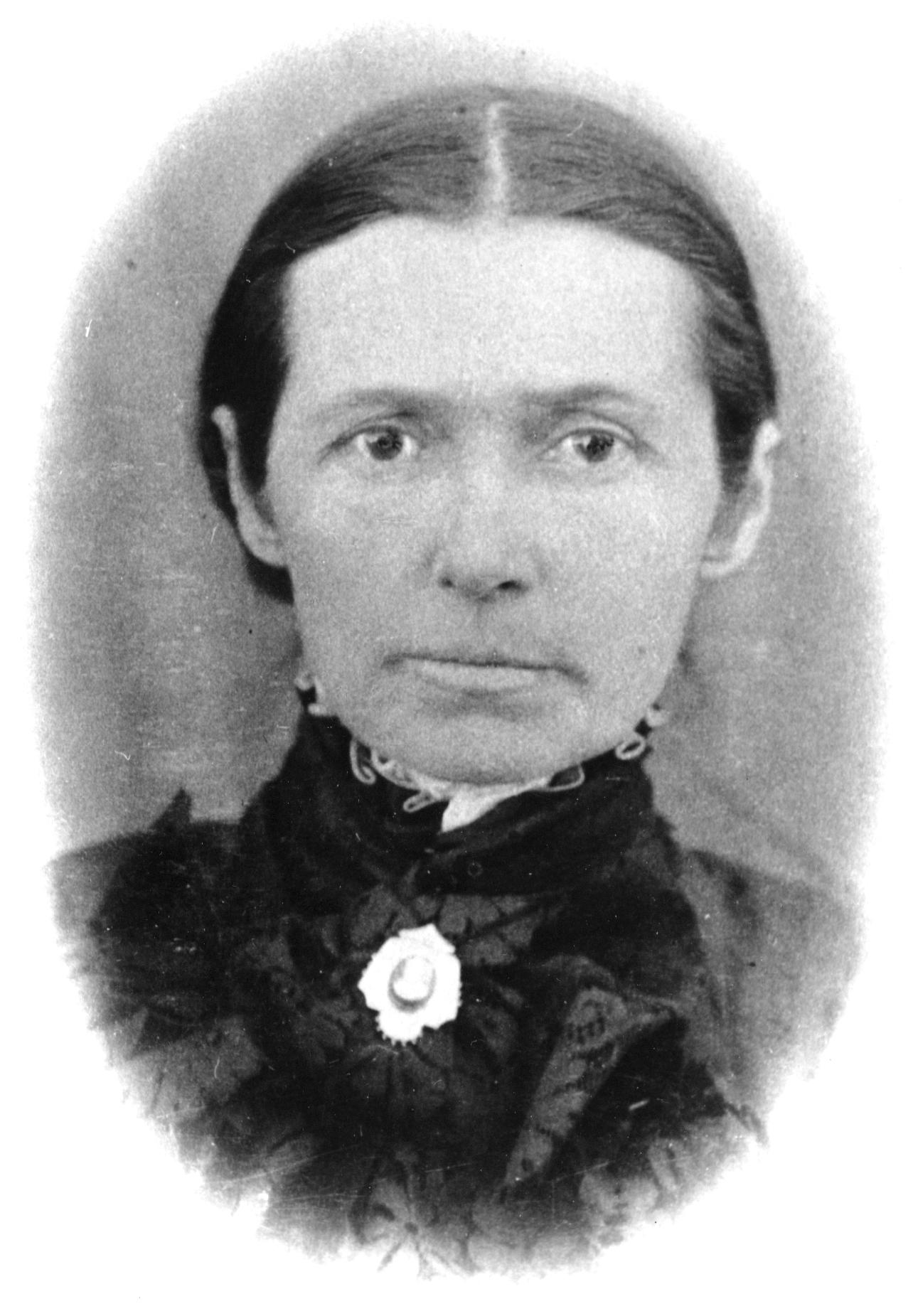 1890? MARY ELIZABETH (ROBBINS) RIGGS