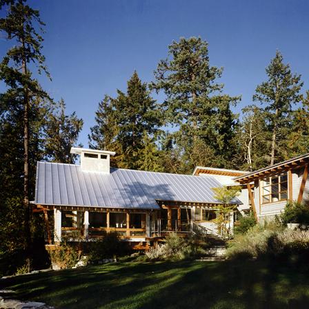 4.  CREEK HOUSE
