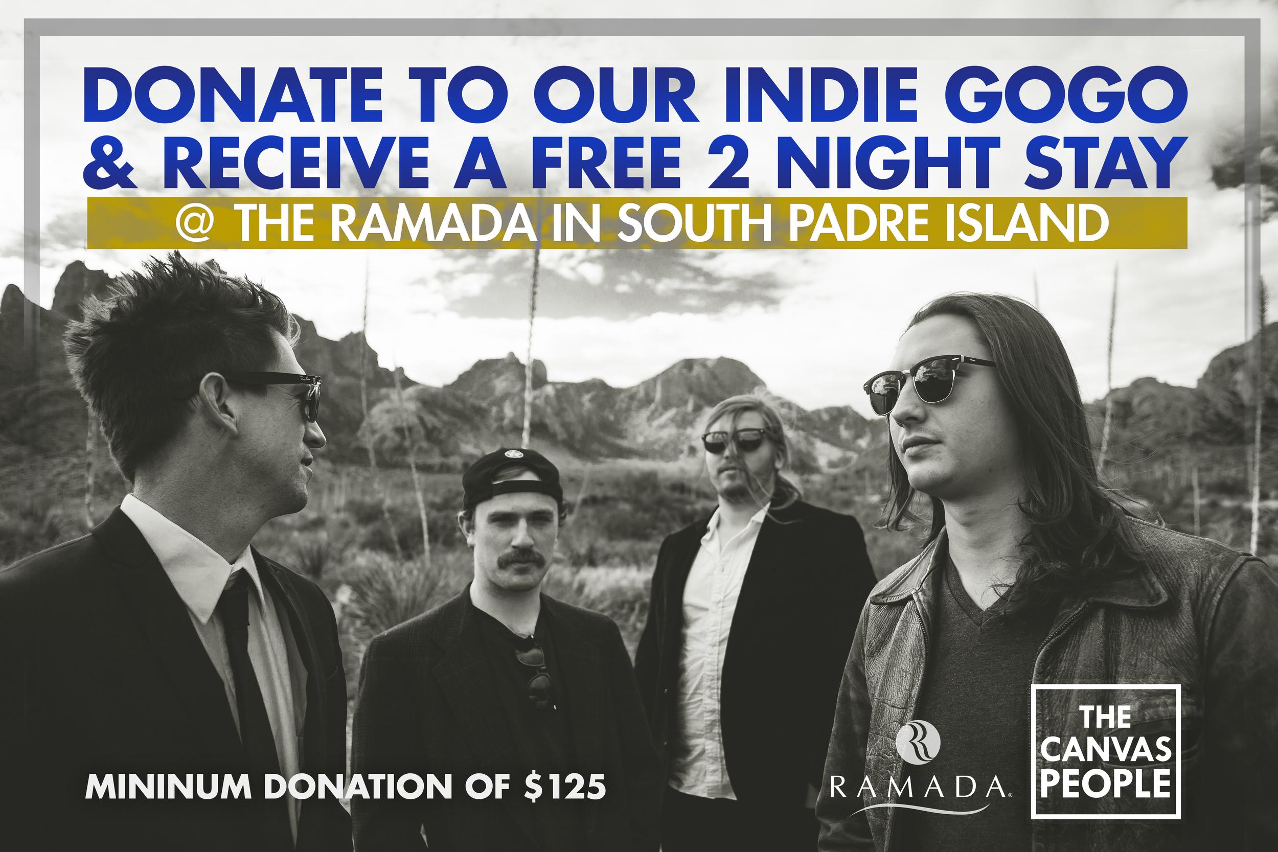 Indie Gogo Fundraiser + South Padre Island 4 w_ramada.jpg