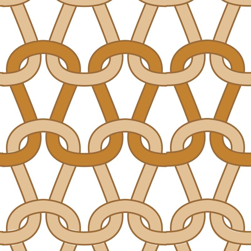 Knit loops