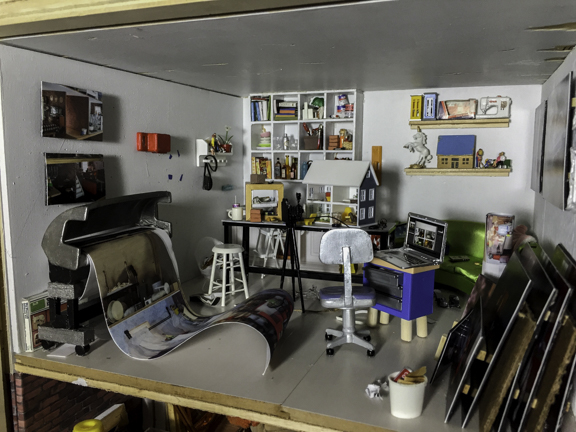 #unicornsarereal  Small Stories: At Home in a Dollhouse  May 21, 2016–January 22,2017 National Building Museum