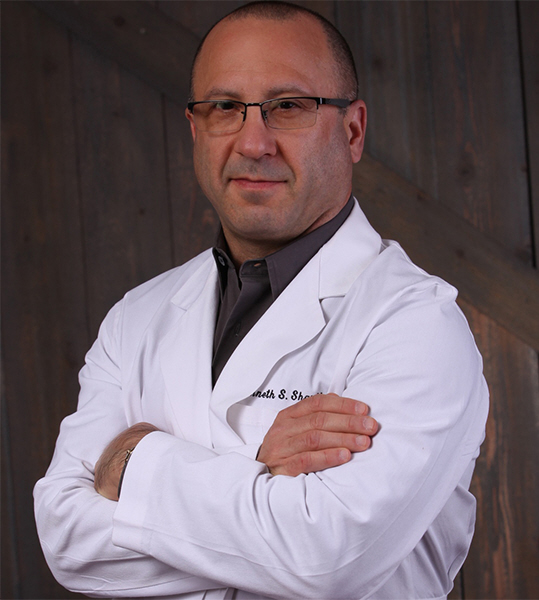 Dr. Ken Sharlin, MD practices at Sharlin Health and Neurology