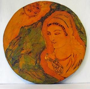 etruscan sun seekers- printing plate