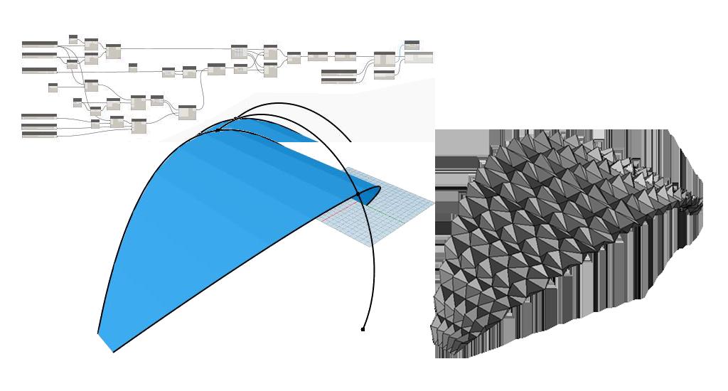 Revit Adaptive Component canopy study.png