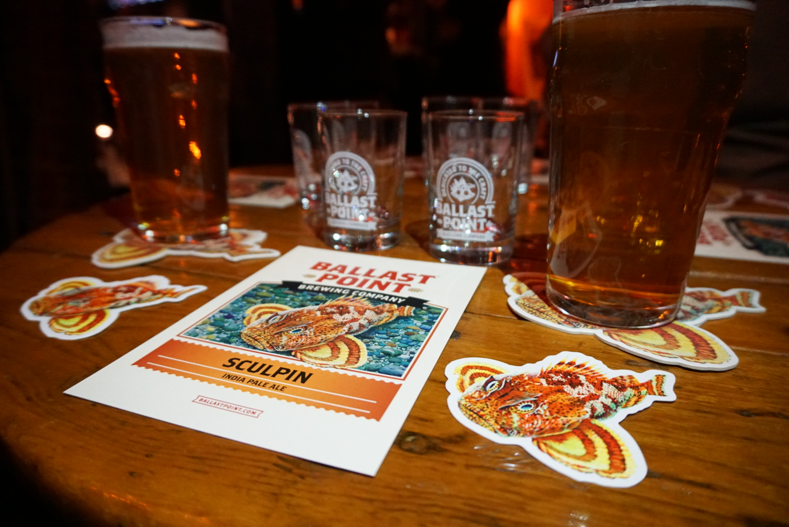 Sculpin Session #sponsored