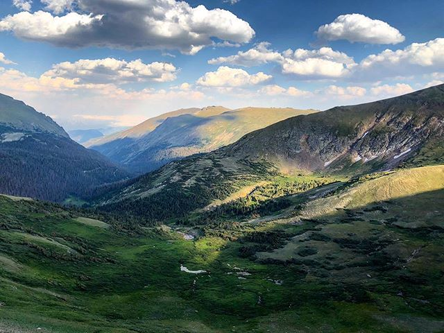 Oh, you're a showoff, Colorado... bribed the fam with views like this to come here for #WerlingWeek 2018