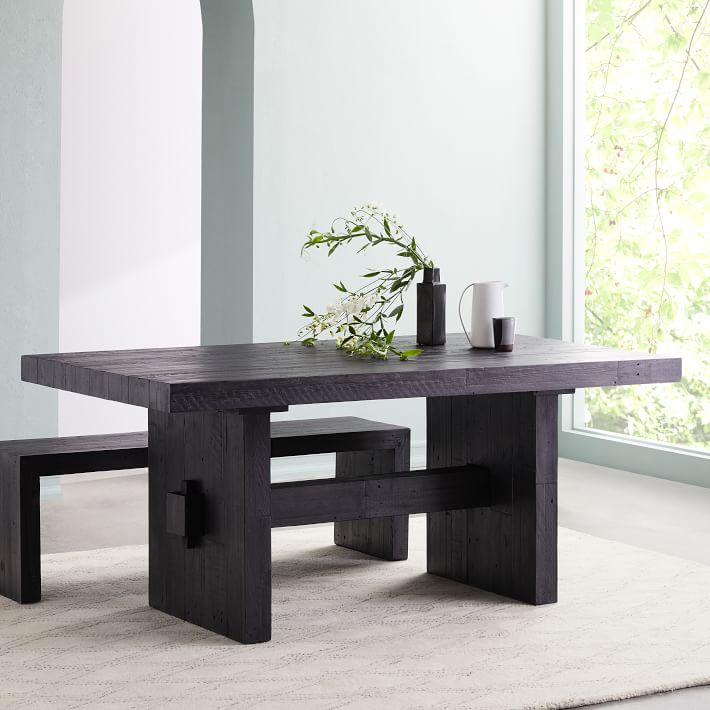 Emmerson Reclaimed Wood Dining Table - $1,099 - West Elm