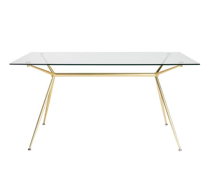 AVERY RECTANGULAR DINING TABLE - $829 - Pottery Barn