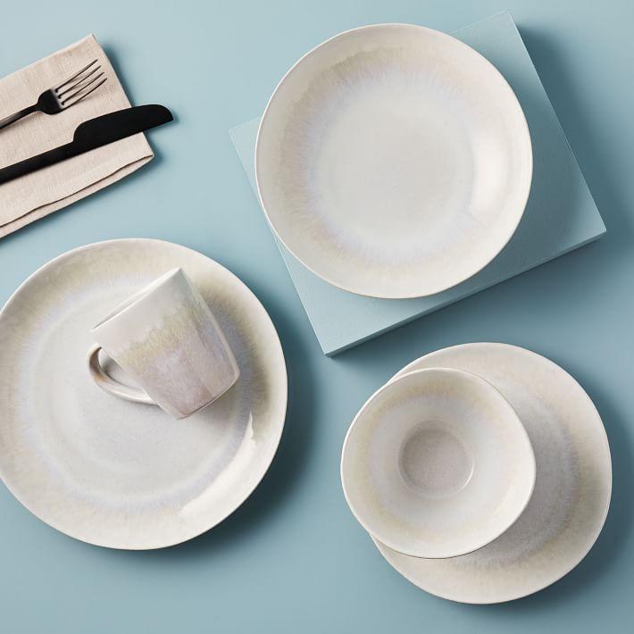 Reactive Glaze Dinnerware Set - West Elm