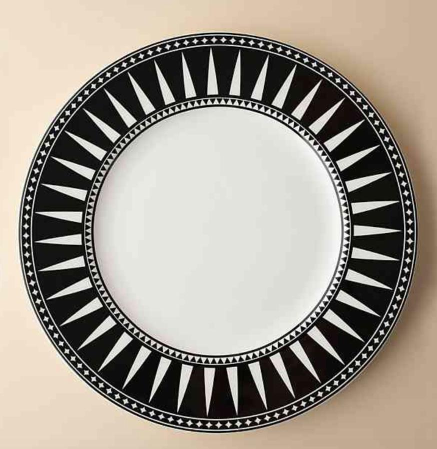 Caskata Marrakech Dinner Plate - Anthropologie