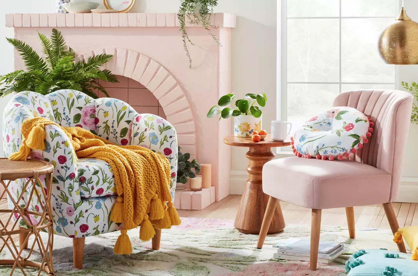 Shopping The Best Spring Home Decor At Target Rachel Balmforth