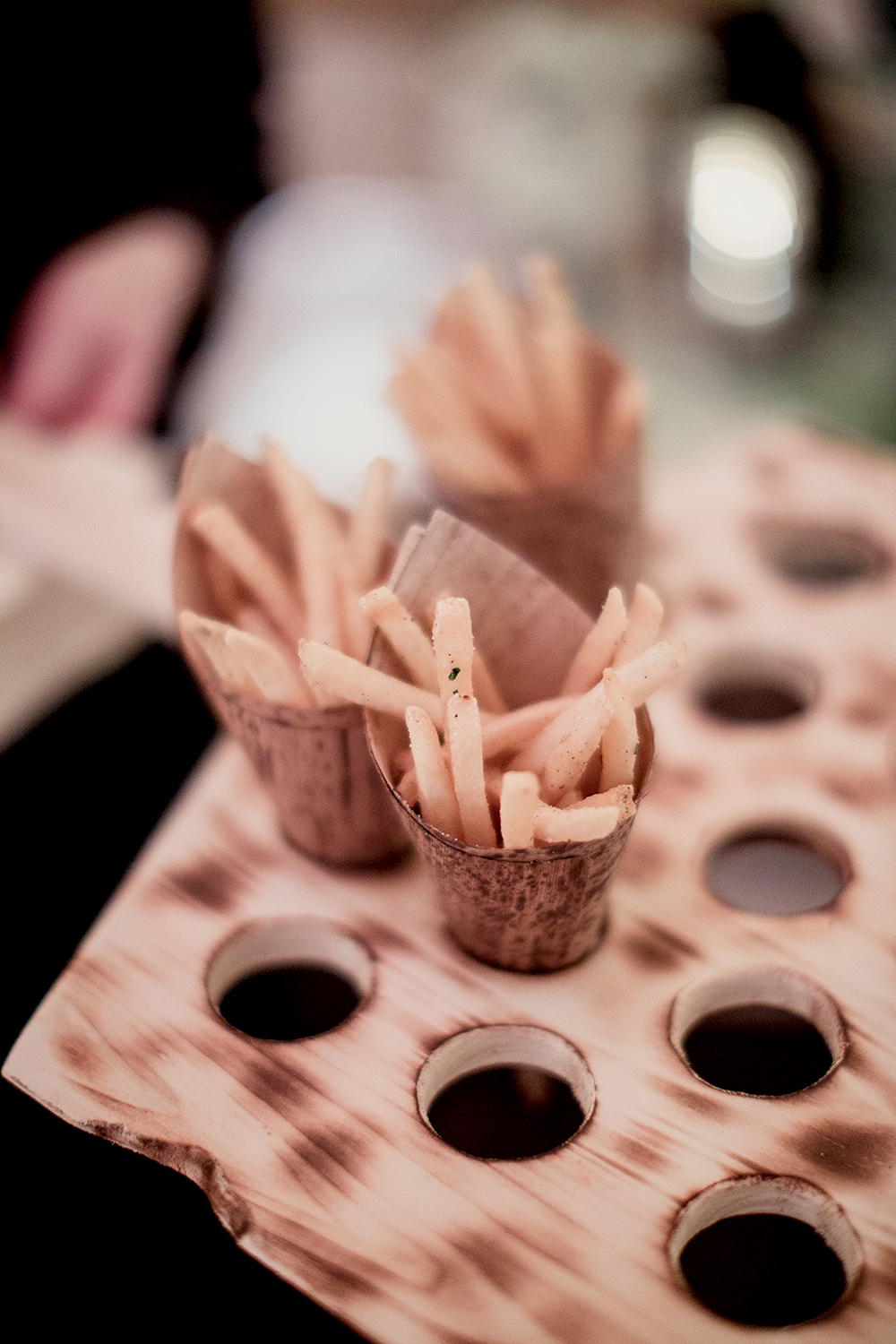 Parmesan Dusted Bistro Fries