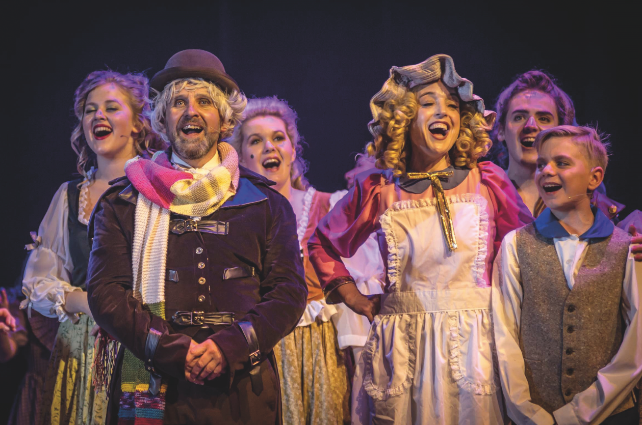 Panorama Theatre Company's recent production of  Beauty and the Beast  was a sell-out.
