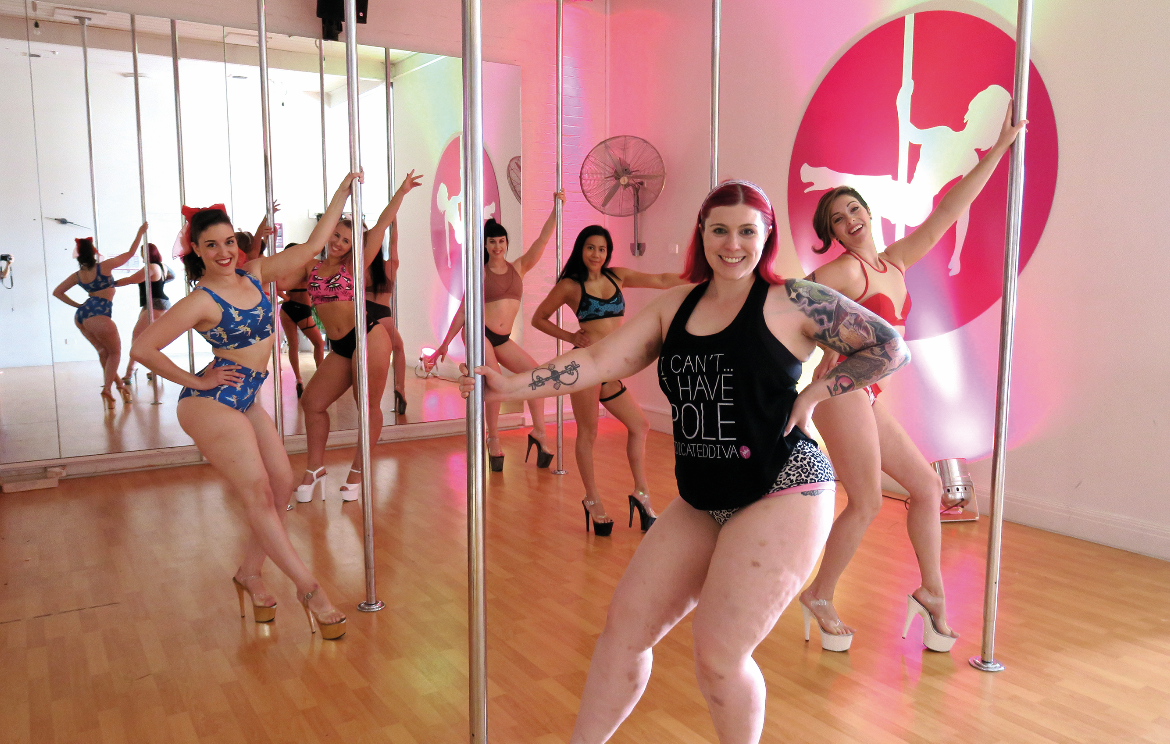 Pole Divas  Find a fun form of fitness this chilly season at Pole & Aerial Divas Mornington.