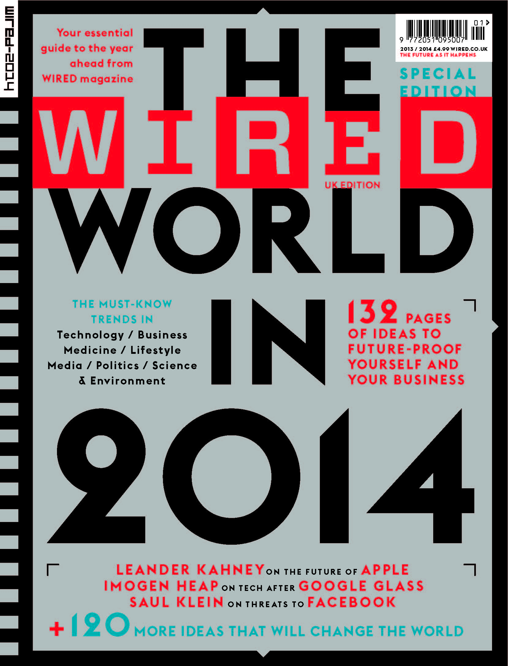 Wired World in 2014 (Cover)