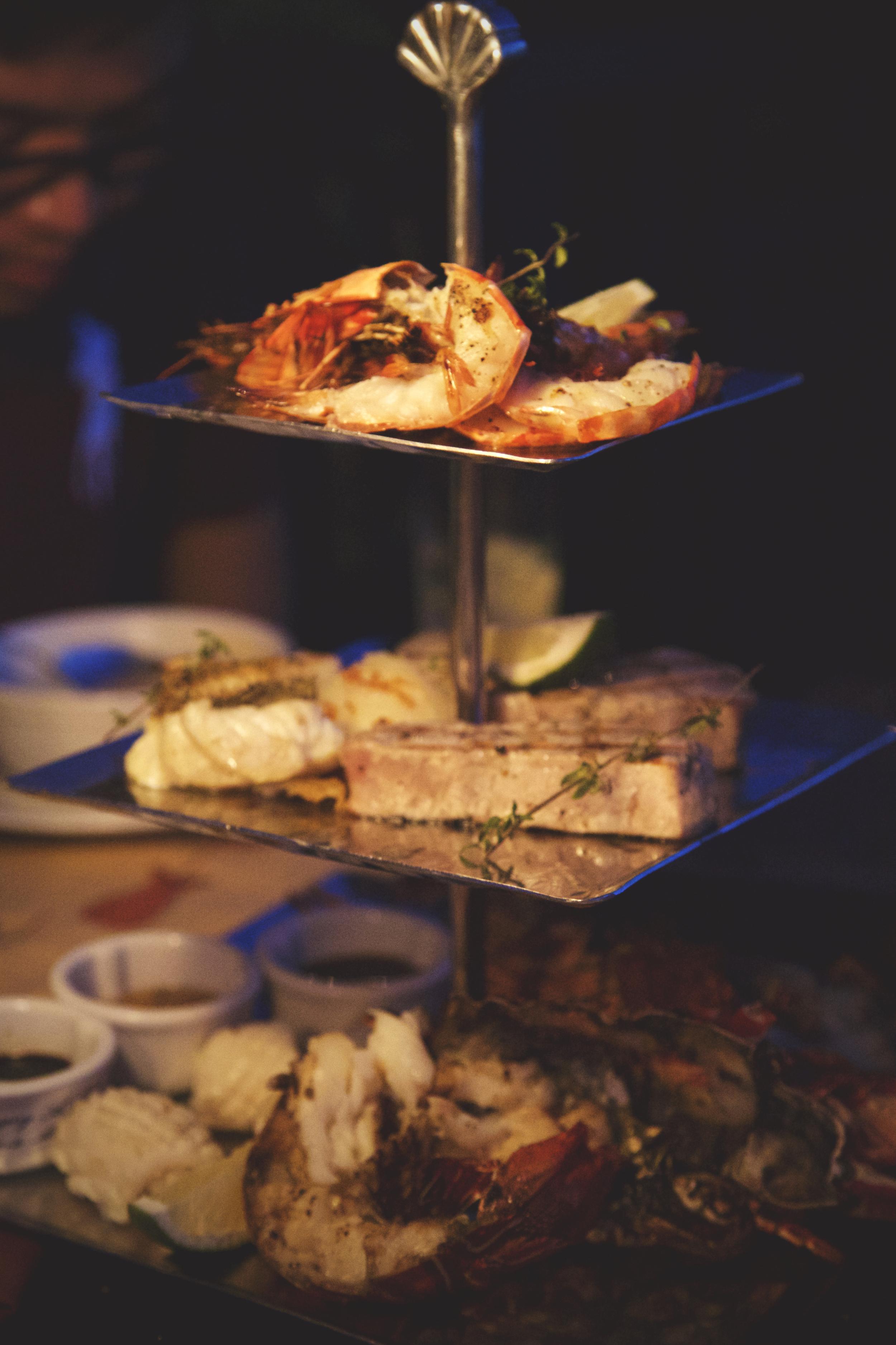 Fresh seafood, anyone?