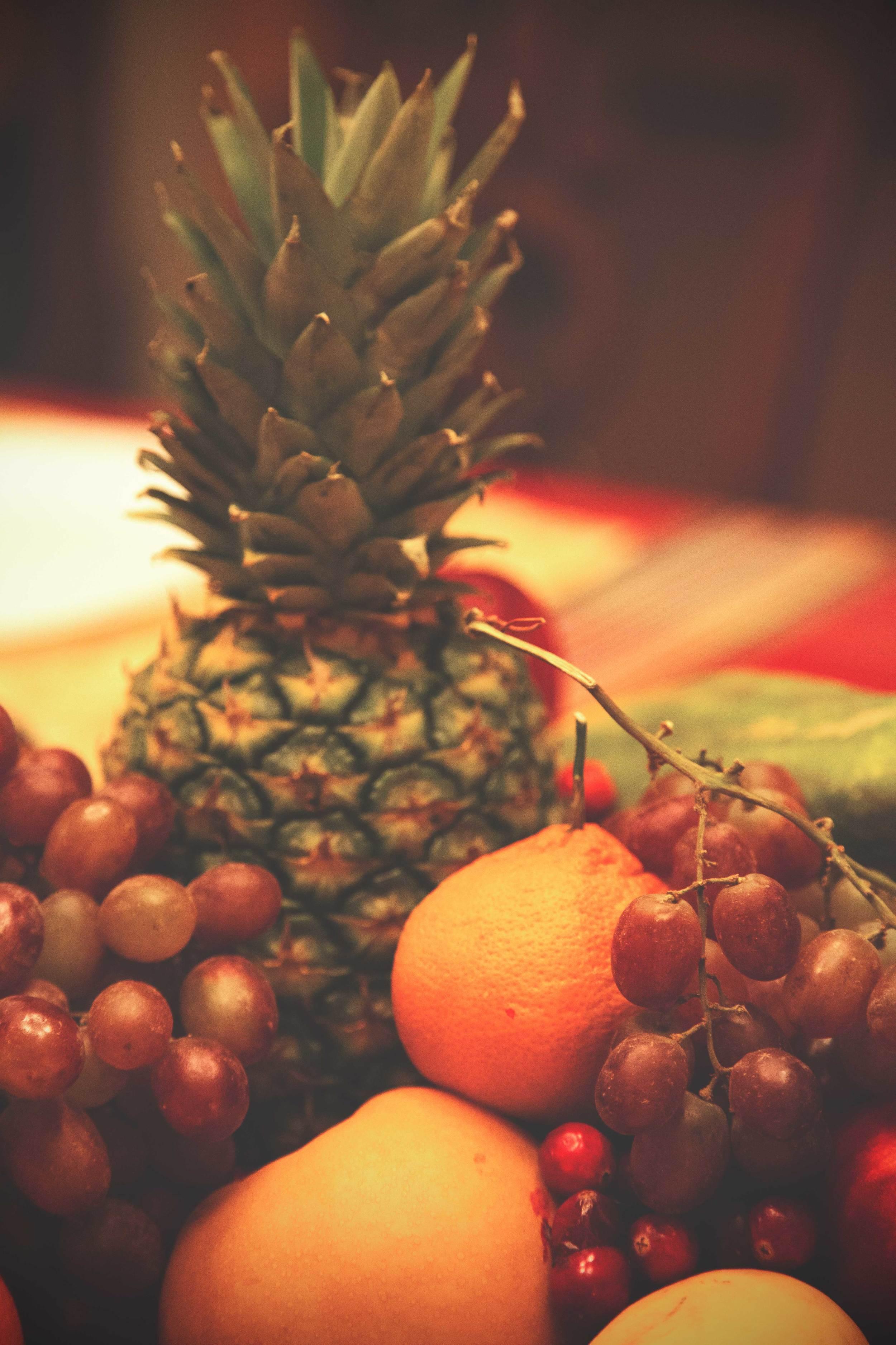 The infamous fruit bowl