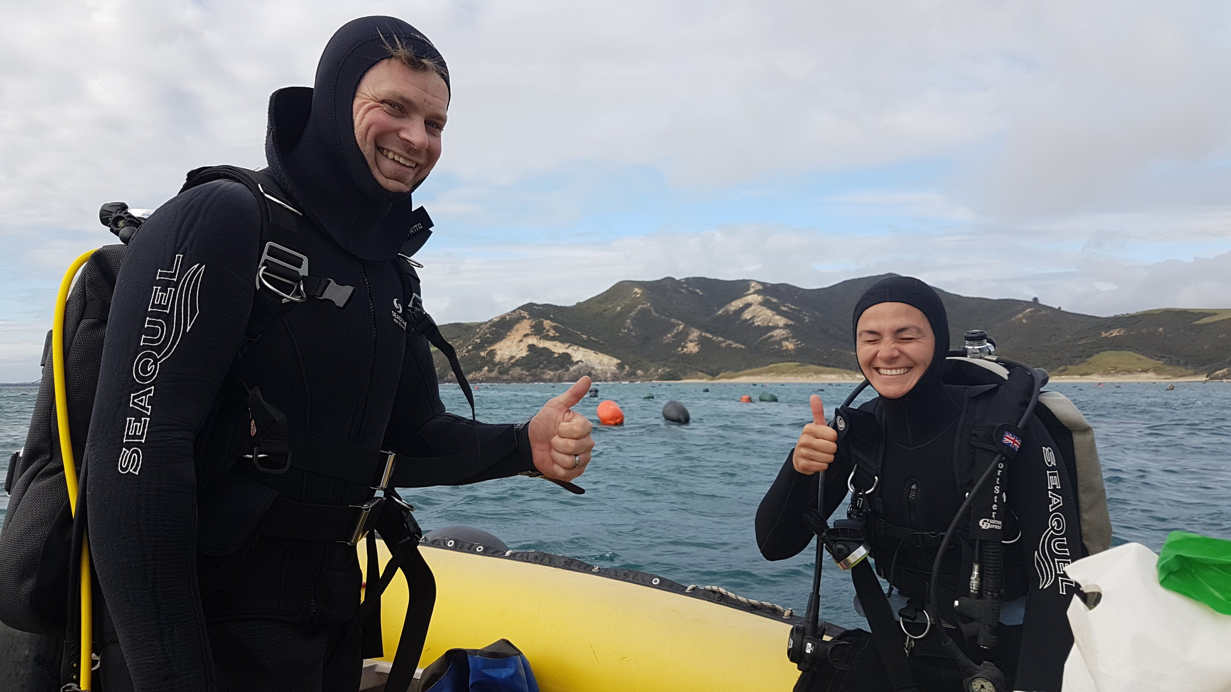 Diving the mussel farms in Houhora Bay.jpg