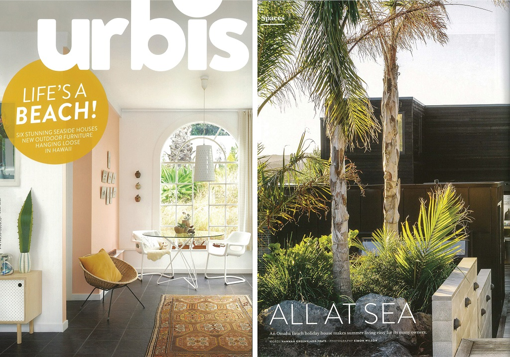 Check out the feature on our   Bailey Beach House   in Urbis Magazine Issue 84. Click the image above for the full article.