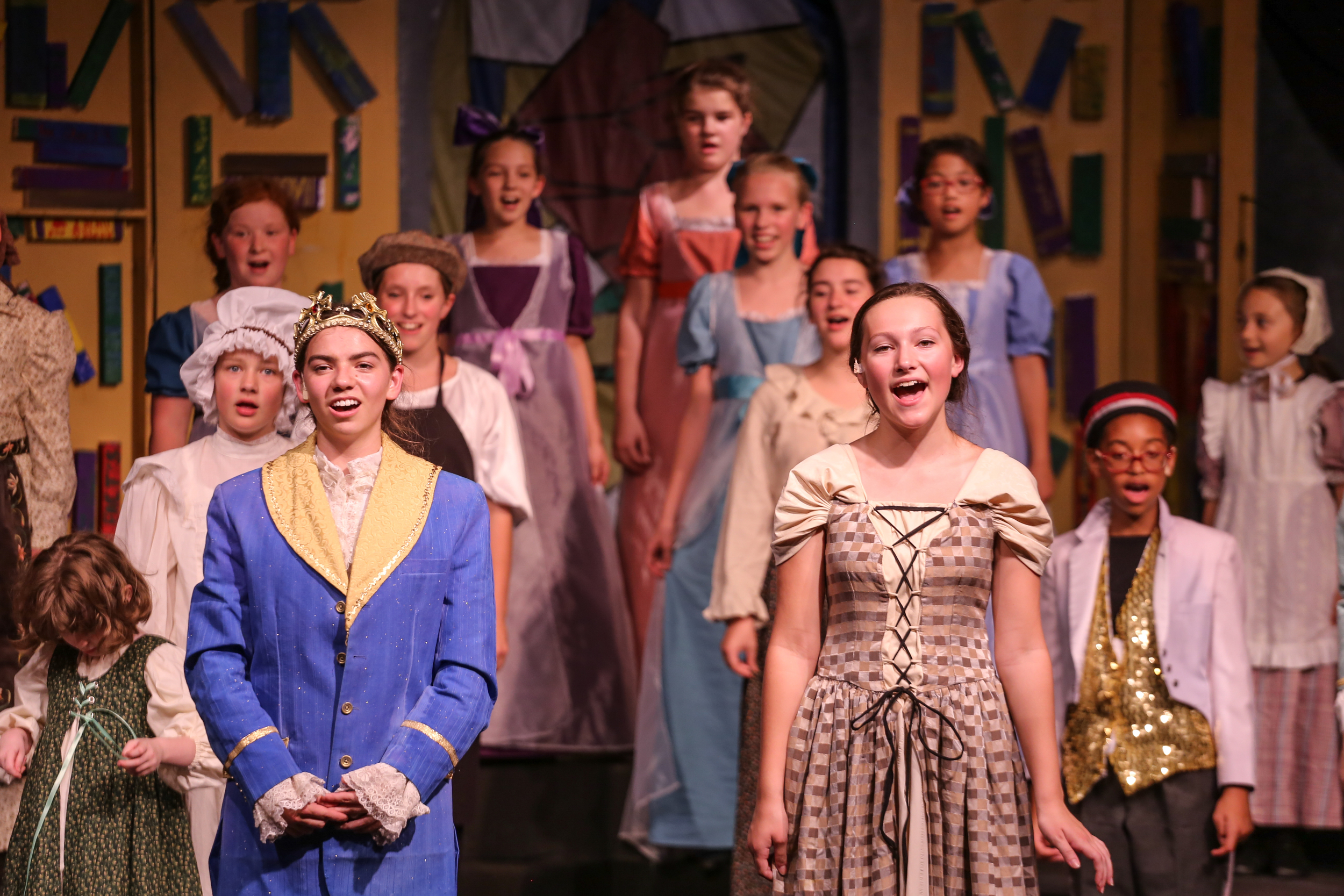 Summer 2015 Beauty And The Beast Jr Tacoma Little Theatre