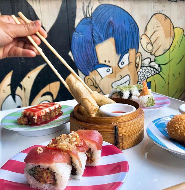 Some people live for the weekend, we live for 20K FRIDAYSSSS!!!🙌 From 5pm⏰ #sushimibali . . . #bali #sushi #friyay #seminyak #food #sushinight #fridaypromo