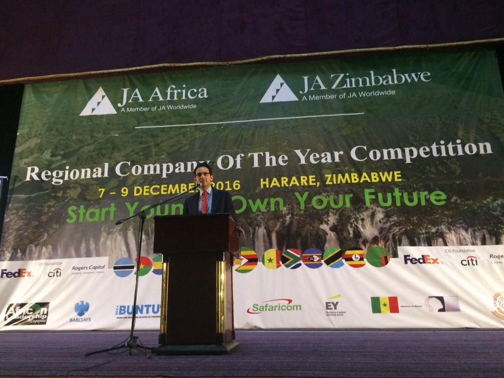 Photo credit: JA Africa