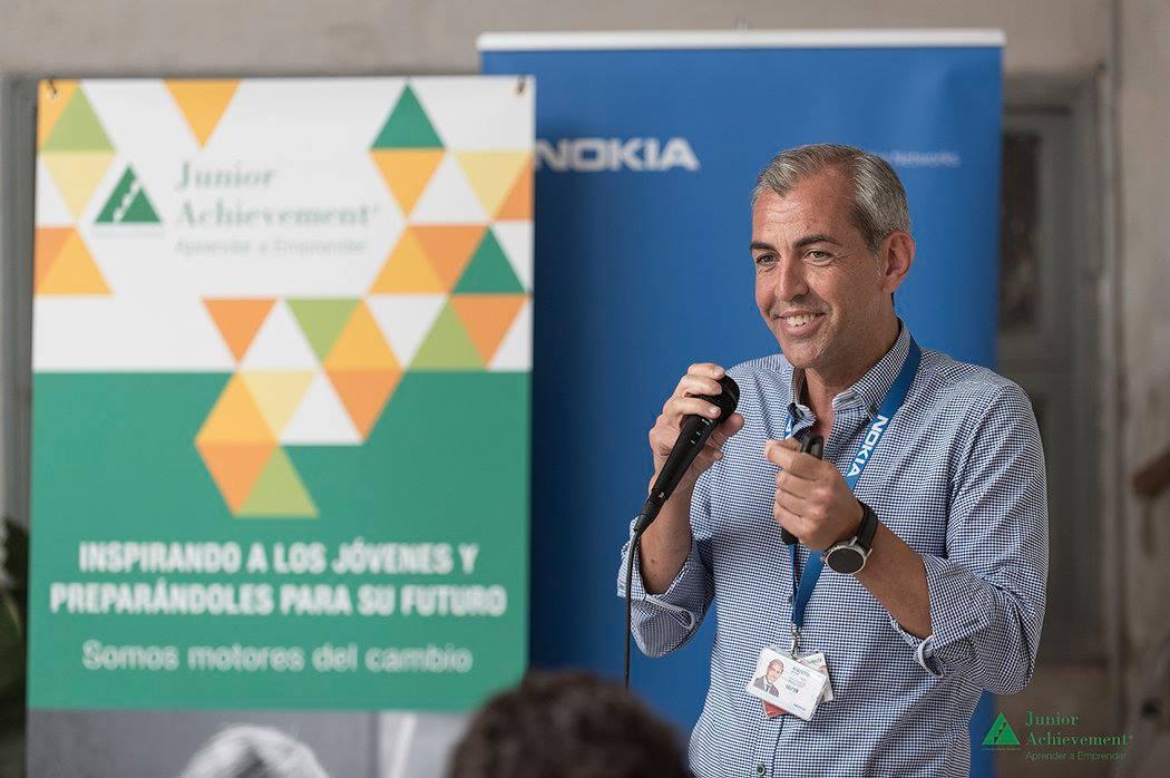 JA of Spain STEM Innovation Camp