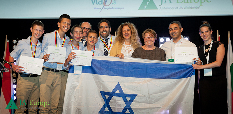 Third place: PROMOTOR , Israel