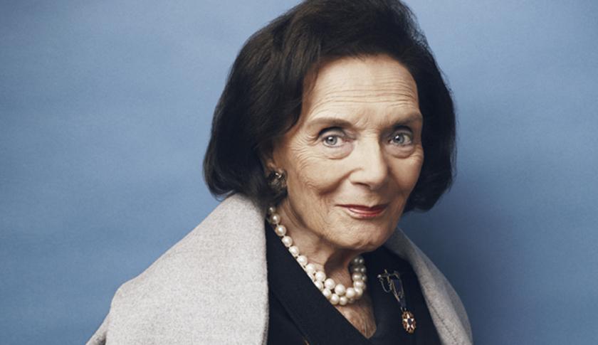 Frances Hesselbein