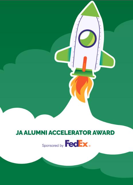 JA Alumni Accelerator Award