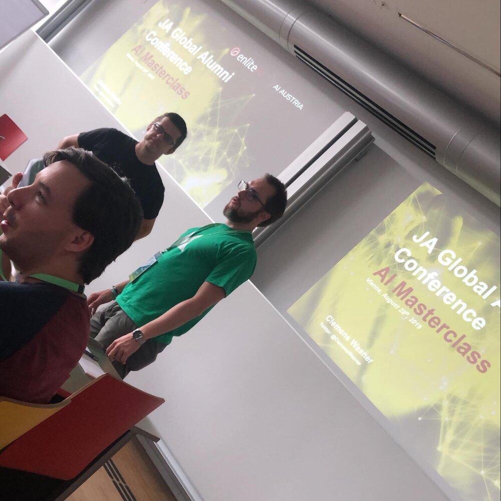 Artificial Intelligence & Entrepreneurship Master Class