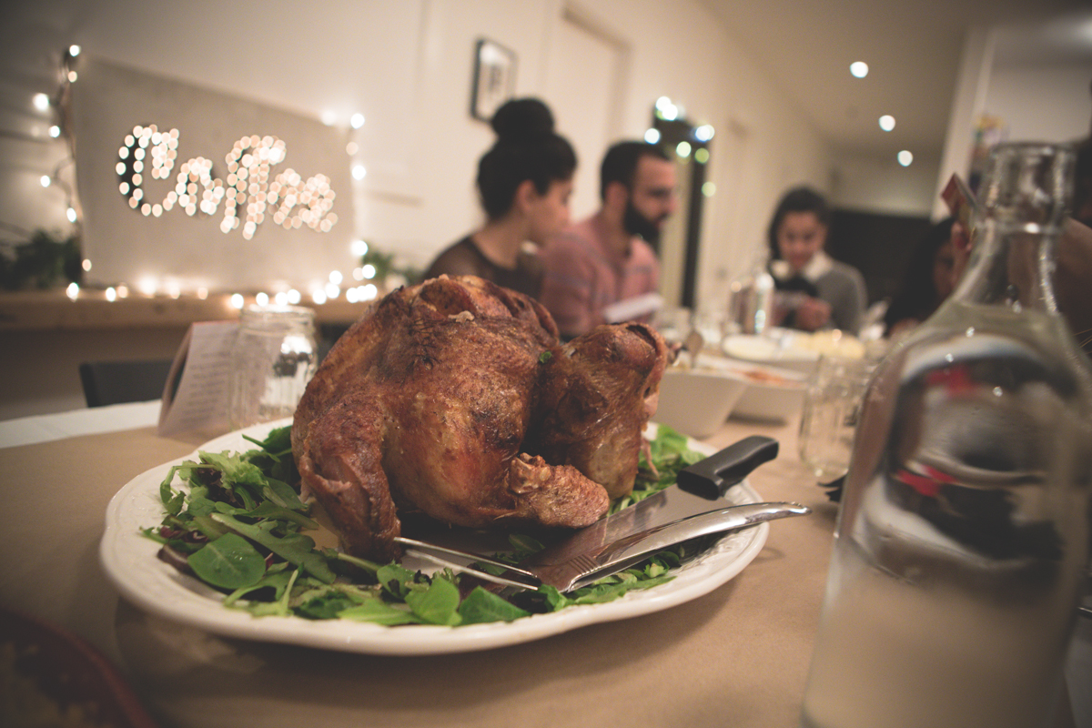 Atif Ateeq Friendsgiving 2014-2