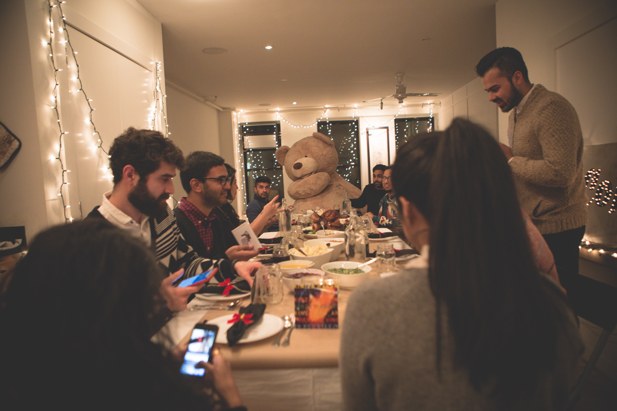 Atif Ateeq Friendsgiving 2014-1