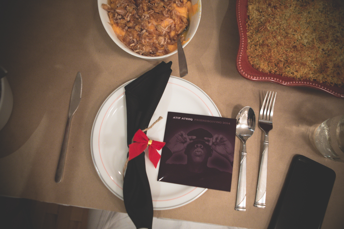 Atif Ateeq Friendsgiving 2014-3