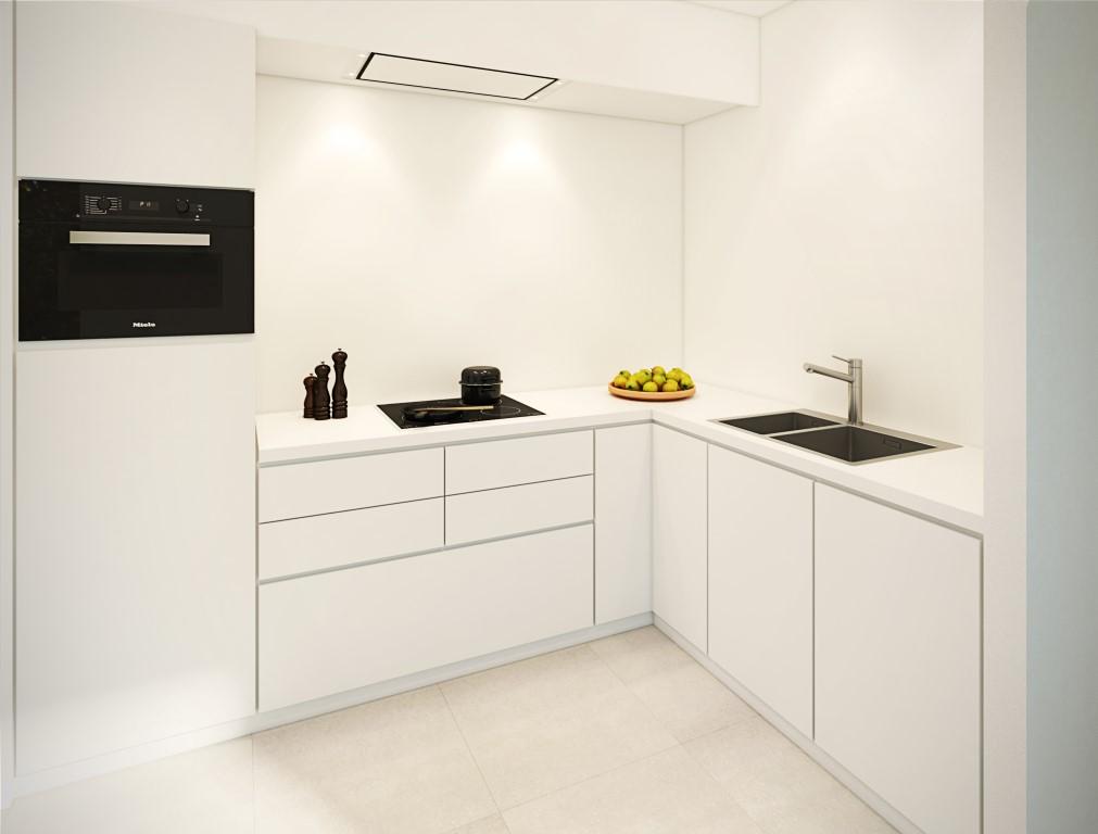 keuken assistentiewoning