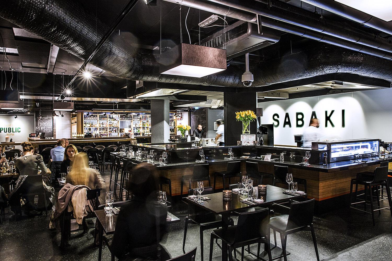 Sabaki restaurant