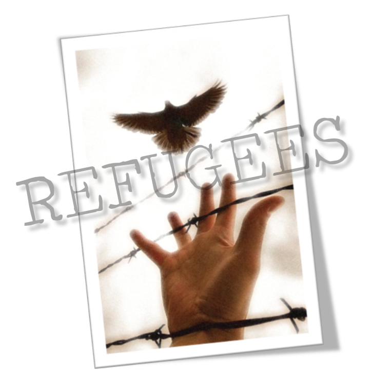 Just Love Refugees Button.png