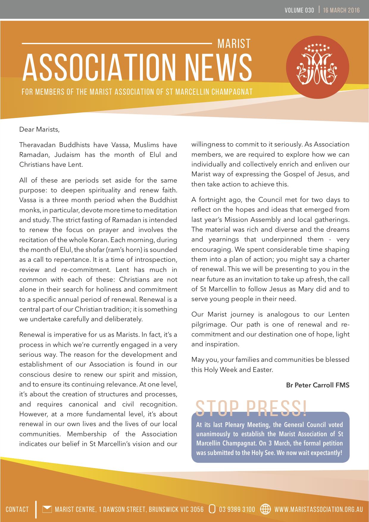 Marist Association News 030 - 16 March 2016.png
